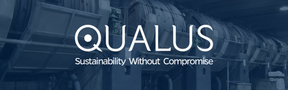 Helping sustainability greentech company Qualus grow awareness, engagement and investment