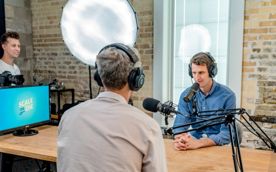 Why your business podcast (probably) won't get any listeners